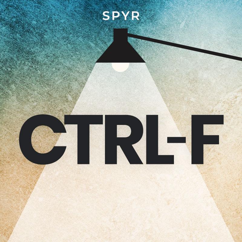 CTRL-F Podcast