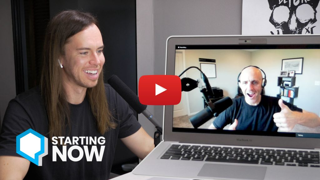 From side hustle to acquisition with Brian Gardner - Starting Now with Jeff Sarris