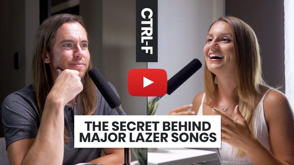 Major Revelazertions - CTRL-F Podcast with Amara Andrew and Jeff Sarris