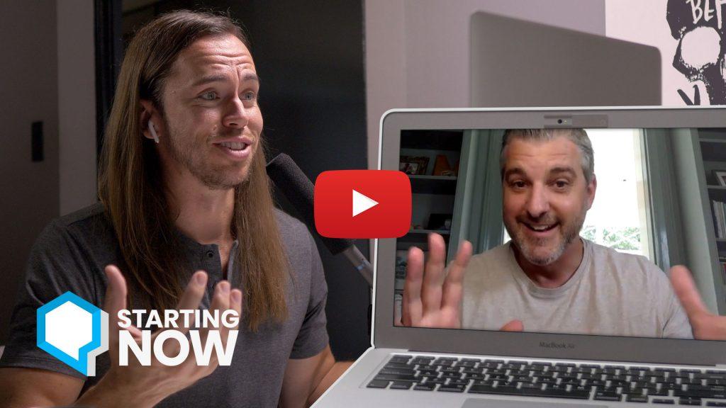 Jon Bostock - Starting Now with Jeff Sarris