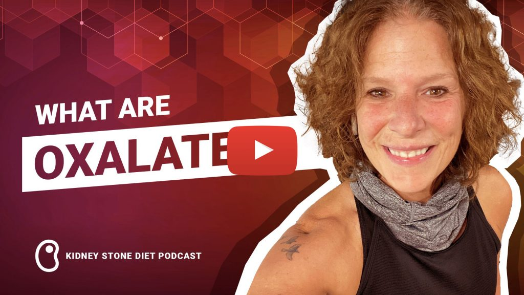 What are oxalates? - Kidney Stone Diet with Jill Harris