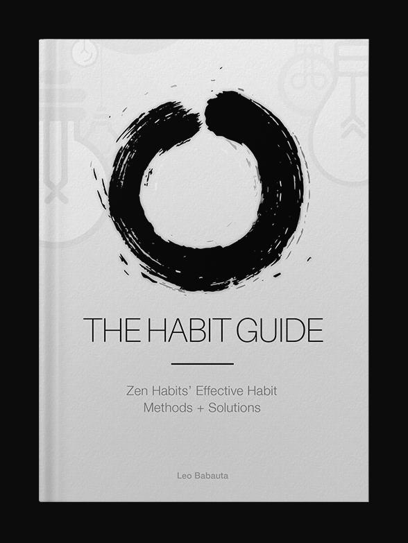 The Habit Guide - Leo Babauta