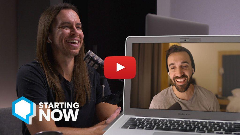 Matt D'Avella - Starting Now Podcast with Jeff Sarris