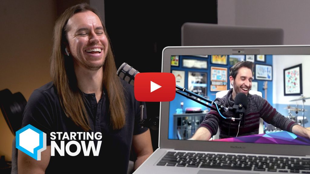 Tom Buck: From teacher to YouTuber - Starting Now Podcast with Jeff Sarris