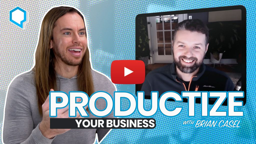 Productize Your Business - Brian Casel & Jeff Sarris