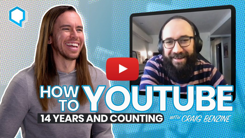 How to make YouTube your career with Craig Benzine (Wheezy Waiter) - Starting Now with Jeff Sarris
