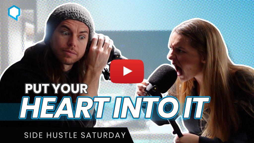 Side Hustle Saturday - Jeff Sarris & Amara Andrew
