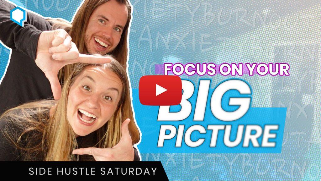 Side Hustle Saturday - Jeff Sarris and Amara Andrew