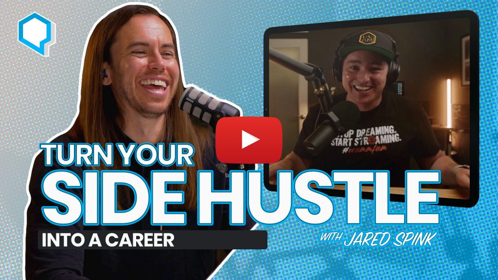 Jared Spink: How to turn your side hustle into a career - Starting Now Podcast with Jeff Sarris