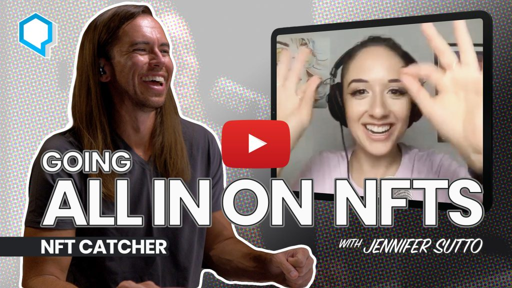 Jennifer Sutto - Starting Now NFT Podcast with Jeff Sarris