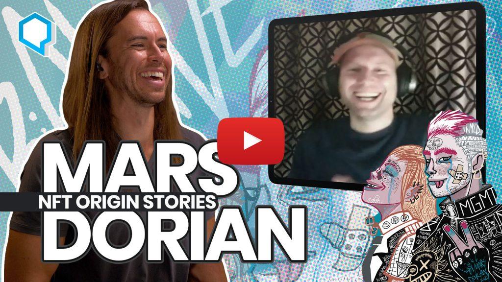 NFT Origin Story: Mars Dorian